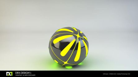 Green Light-Ball by DRX-Design