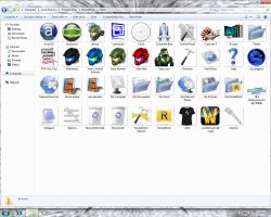 Icons for rocketdock 1 by pictionaryo