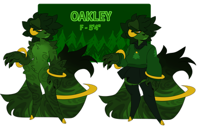 ITINI - Oakley by GingerBons