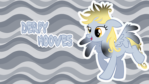 derpy hooves wallpaper by angell0o0