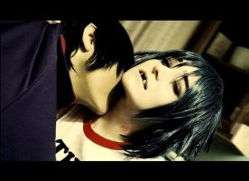 Gorillaz: Enlighten this love by bipolar-cosplay