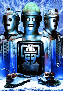 The Tomb Of The Cybermen by Cotterill23