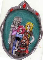 Familia de vampiros~ by Cursed-of-the-Lamb
