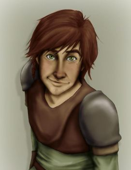 A little HTTYD2 Hiccup realism by AvannaK