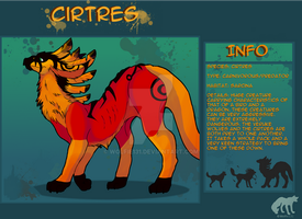 Cirtres by wolfie131