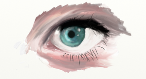 Eye WIP by KaiPackman