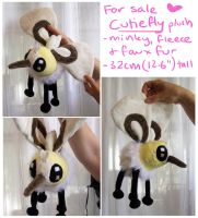 ~SOLD~ Cutiefly plush