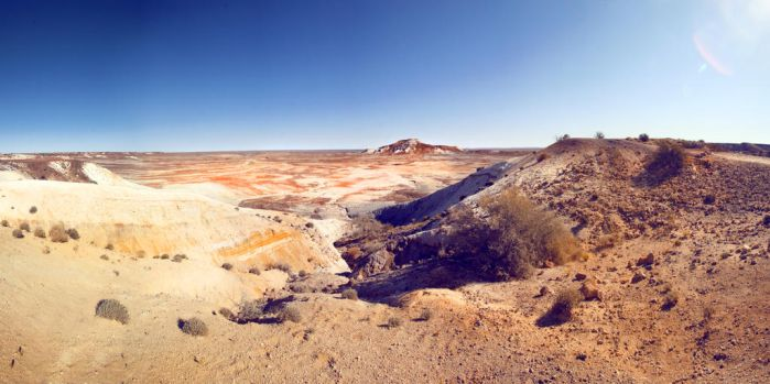 Is there life on mars? by bububoubou