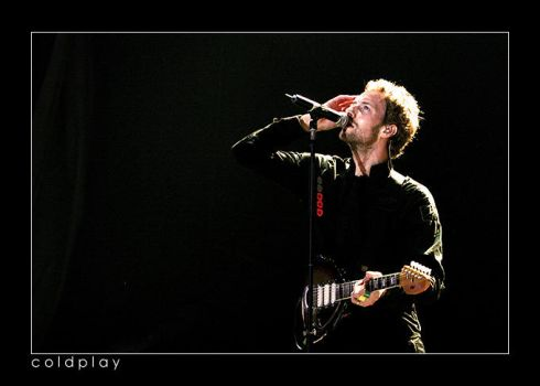 Coldplay at Glastonbury by aaaphotos