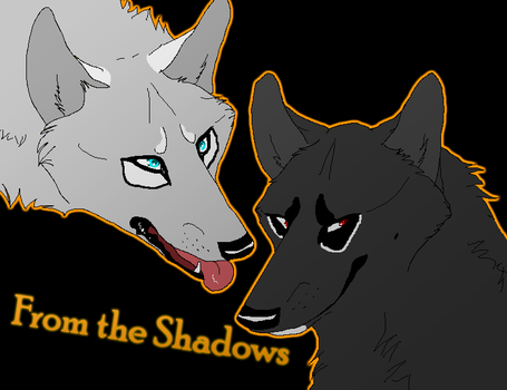 From the Shadows, Animated series by BluWinterWolf