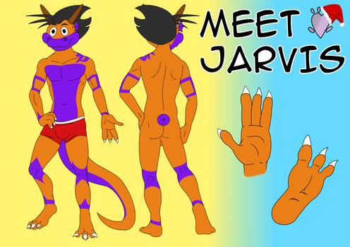 Jarvis Reference Sheet (naked) by Jaarvis