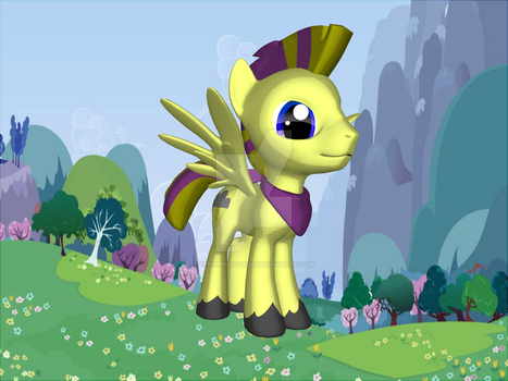Thunderstrike Westerly first ref by Penguinator24