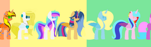 All Of My Friends by Mlp-Magical-Melody