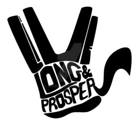 Live Long and Prosper by marron