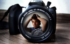 Picture in the camera by Of-Vitruvian-Man