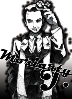 Jim Moriarty by eguana