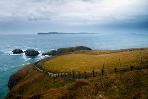 Path to Carrick-a-Rede ver 2 by onesh0t