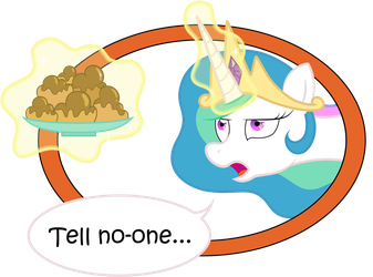 Design Thingie: Celestia's Fritters by HatBulbProductions