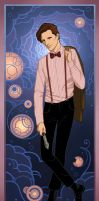 The 11th Doctor by tamiart