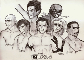 Youre Either Nexus.. by HBK316