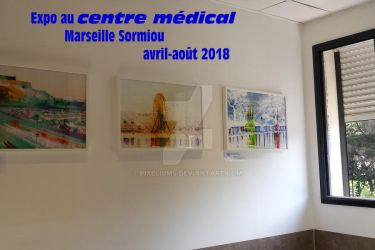 Expo avril-aout 2018 Sormiou by pixeliums