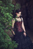 Devil's princess 6 by Estelle-Photographie