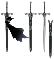 G-Force's Balmung Photon Power Greatswords by SolGravionMegazord