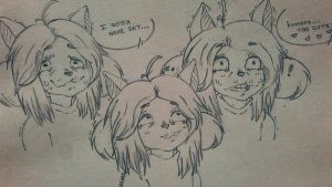 hOi!!!!! i'm tEMMIE!!!! by SpookyBlooky