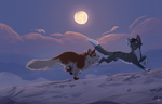 I'm with you by OwlCoat