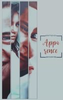 Apparence||Wattpad Cover|| by DaisyChan55