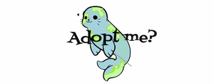 Seal Adoptable!!! Closed by JackaboiFan