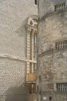 Oxford prison by puncturedbicycle