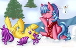Secret Santa: Flicksi by pbcpony