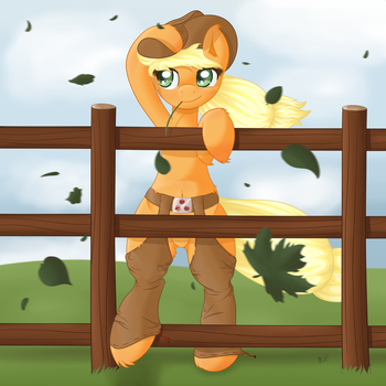 Autumn Is Coming by RatofDrawn