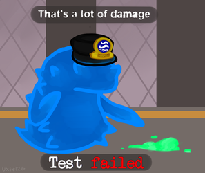 That's a lotta damage by Uxie126