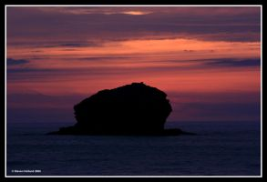 Gull Rock - Cornwall by Kernow-Photography