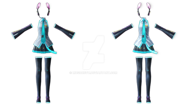 .:MMD WIP - See the difference:. by MusicRevU