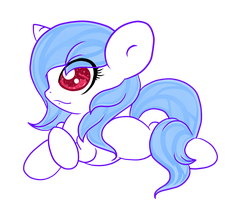 Prance Filly by StarlightLore