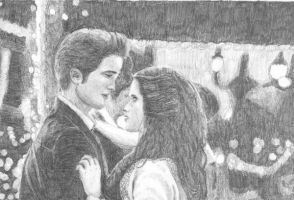 Bella and Edward - Prom by gaby0407