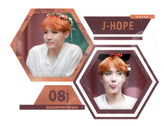 Photopack 4986 // J-Hope (BTS). by xAsianPhotopacks
