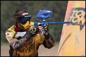 Paintball Player II by zi007