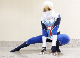 Sheik - The Legend Of Zelda by LeleMJ