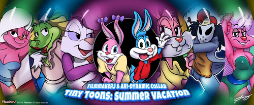 A Tiny Toons COLLAB - PREVIEW by FilmmakerJ
