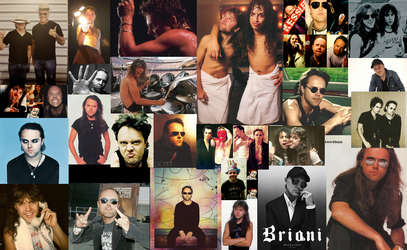 Lars Ulrich Wallpaper by Enderpony626