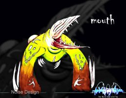 noise: mouth by DrBeard