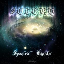 Spectral Lights (with text) by BLPH