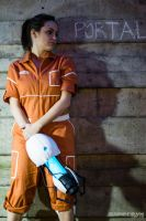 Chell - Portal by GaMeReVX