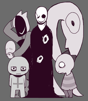 [The Brilliant W.D. Gaster] by wolfifi