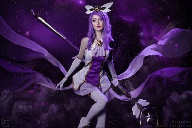 League of Legends | Star Guardian Janna | Cosplay by KsanaStankevich