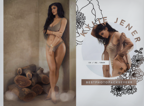 Photopack 27500 - Kylie Jenner by southsidepngs